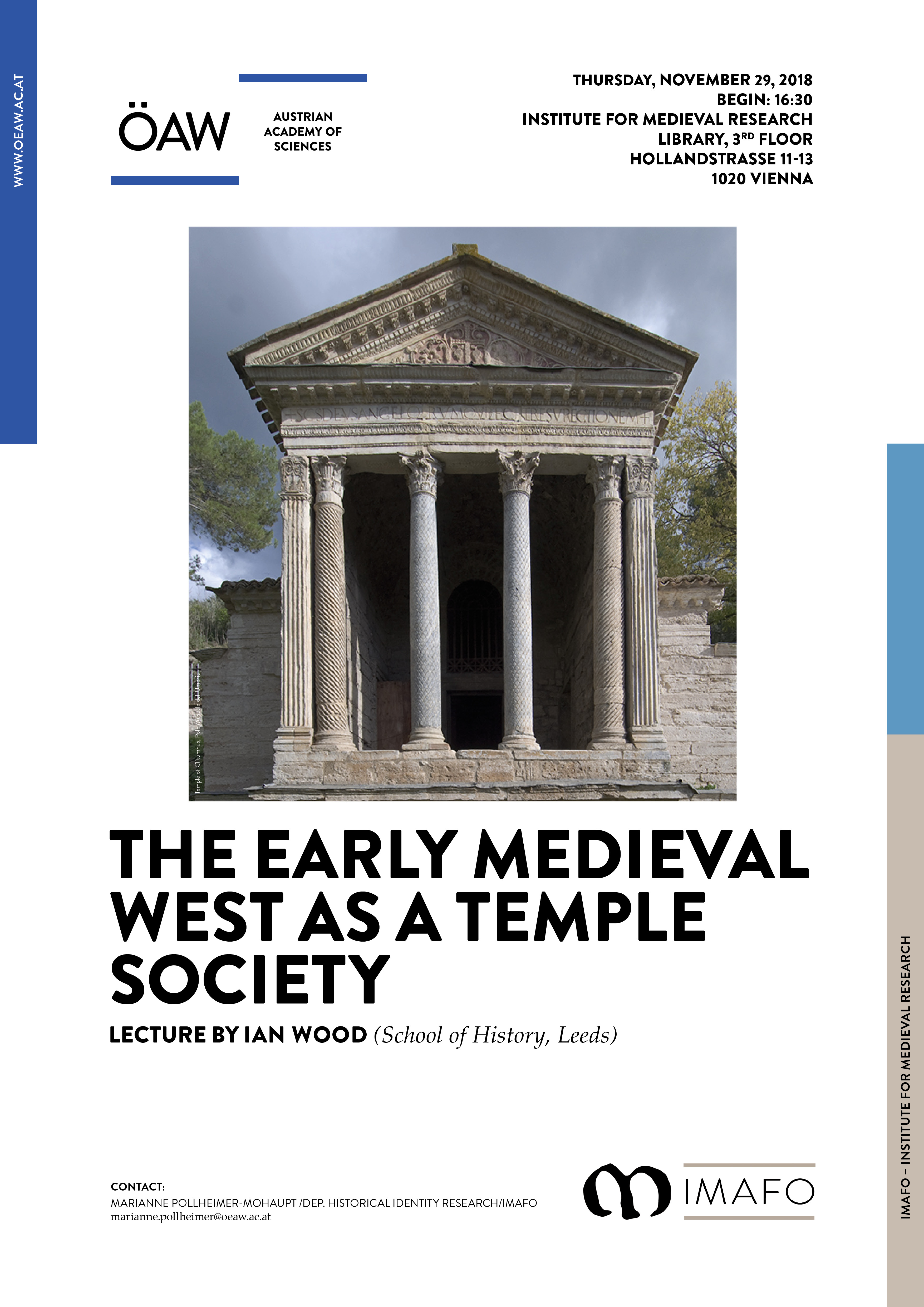 The purpose of this lecture is to consider the post-Roman West in the light  of criteria that have been used to analyse the Temple societies of southern  ...