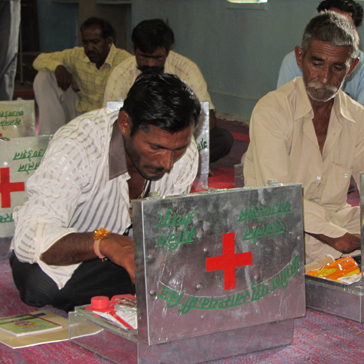 Village Health Workers © Wikimedia/CC