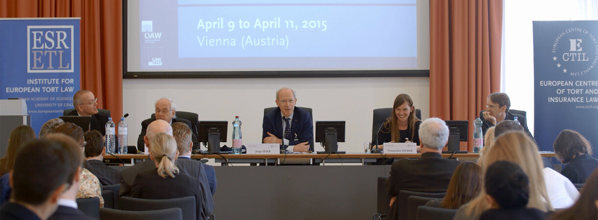 The Annual Conference on European Tort Law