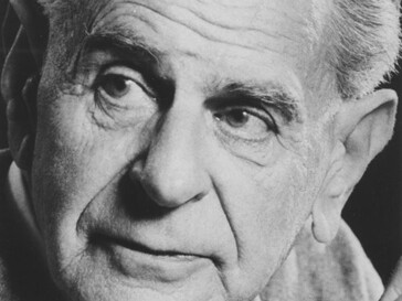 Sir Karl Popper © IMAGELIBRARY/5/LSE Library on flickr.com