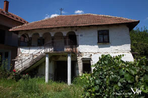 Many old houses in the villages of the Timok valley are uninhabited today (Urovica, 2016)